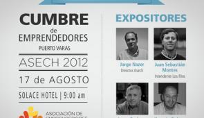 Cumbre Emprendedores Puerto Varas