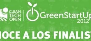Concurso GreenStartUp