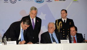 En ENAPE se firmó el decreto que instaura la Semana de la Pyme.